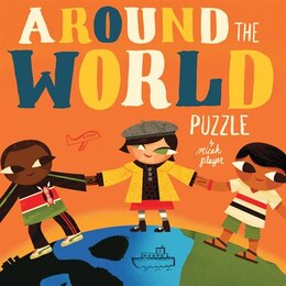Book Around the World Puzzle by Micah Player