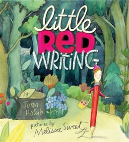 Book Little Red Writing by Joan Holub