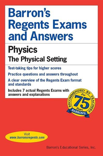 Regents Exams and Answers: Physics by Miriam Lazar
