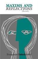 Maxims And Reflections: Ricordi