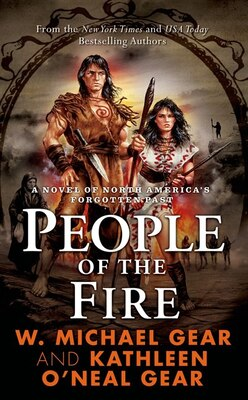 Book People of the Fire by Kathleen O'neal Gear