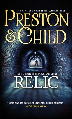 Book Relic by Douglas Preston
