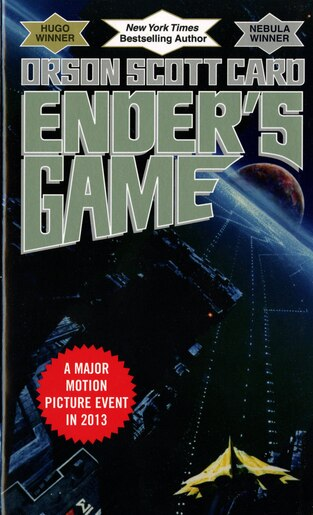 Ender's Game: Author's Definitive Edition by Orson Scott Card