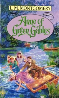 Book Anne of Green Gables by L. M. Montgomery
