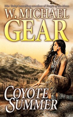 Book Coyote Summer by W. Michael Gear
