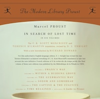 In Search Of Lost Time: Proust 6-pack
