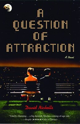 Book A Question Of Attraction: A Novel by David Nicholls