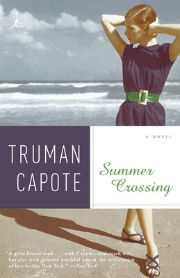 Book Summer Crossing: A Novel by Truman Capote