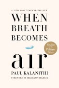 Book When Breath Becomes Air by Paul Kalanithi