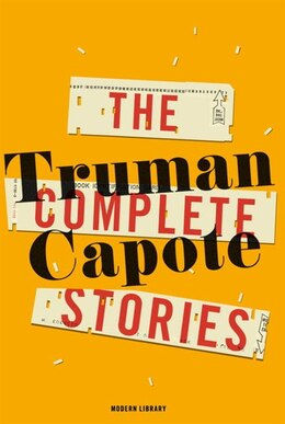 Book The Complete Stories by Truman Capote