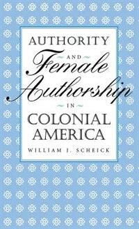 Authority & Female Authorship