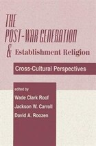 The Post-war Generation And The Establishment Of Religion