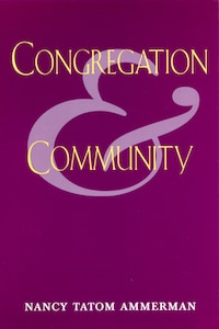 Congregation And Community