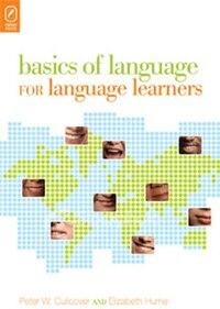 Basics Of Language For Language Learners