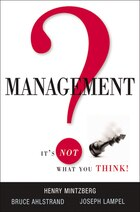 Management? It's Not What You Think!: It's Not What You Think!