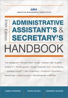 Book Administrative Assistant's and Secretary's Handbook by James Stroman