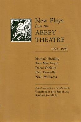 Book New Plays from the Abbey Theatre 1993-1995 by Christopher Fitz-Simon