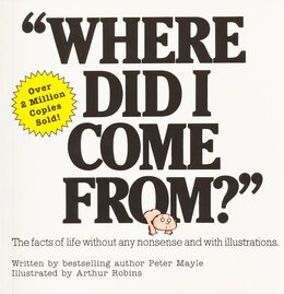 Book Where Did I Come From? by Peter Mayle