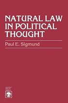 Natural Law In Political Thought