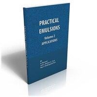Practical Emulsions, Volume 2, Applications