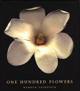 Book One Hundred Flowers by Harold Feinstein