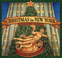Christmas in New York: A Pop-up Book