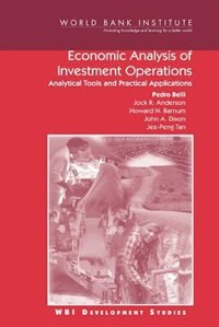 Economic Analysis Of Investment Operations: Analytical Tools And Practical Applications