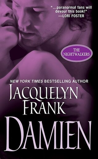 Damien The Nightwalkers Book By Jacquelyn Frank Mass Market