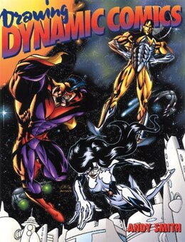 Book Drawing Dynamic Comics by Andy Smith