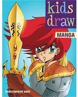 Kids Draw Manga