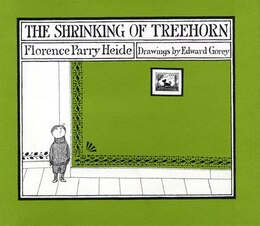 Book The Shrinking of Treehorn by Florence Parry Heide