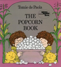 Book The Popcorn Book by Tomie De Paola