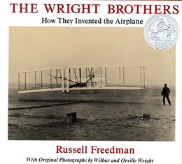 Book The Wright Brothers: How they Invented the Airplane by Russell Freedman