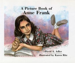 Book A Picture Book of Anne Frank by David A. Adler