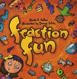 Book Fraction Fun by David A. Adler