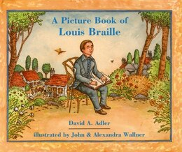 Book A Picture Book of Louis Braille by David A. Adler