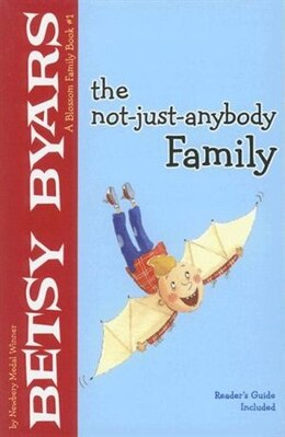 Book Betsy Byars's Blossom Family: The Not-just-anybody Family by Betsy Byars