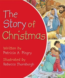 Book Story Of Christmas Bb by Pingry Pingry