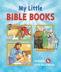 My Little Bible Books Boxed Set