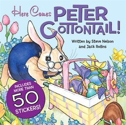 Book Here Comes Peter Cottontail - Sticker by Nelson, Nelson