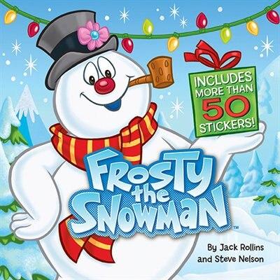 Frosty The Snowman - Sticker by Jack Rollins