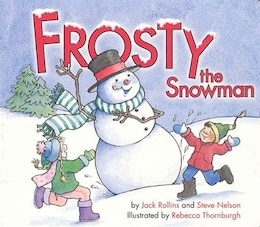 Book Frosty The Snowman by Jack Rollins