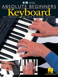 Absolute Beginners - Keyboard: Book/DVD Pack