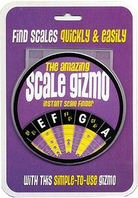The Amazing Scale Gizmo Instant Chord Finder