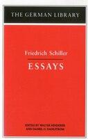 Essays: Friedrich Schiller