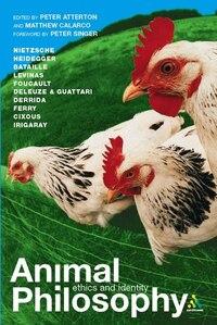 Animal Philosophy: Ethics and Identity