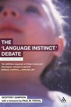 The 'language Instinct' Debate: Revised Edition