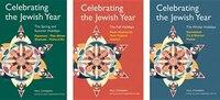 Celebrating the Jewish Year, 3-volume set