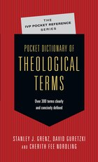 Pocket Dictionary Of Theological Terms: PCKT DICT OF THEOLOGICAL TERMS