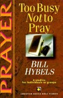 Prayer: Too Busy Not To Pray